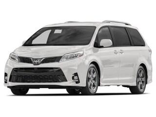 2018 Toyota Sienna 7-passenger Toyota Certified no accidents! Van Passenger Van