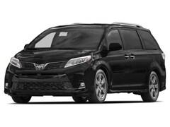 2018 Toyota Sienna SE FWD SE 8pass Van Passenger Van