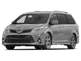 2018 Toyota Sienna SE 8 PASS 8 SPD AUTO Van Passenger Van