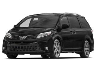 2018 Toyota Sienna SE 8-Passenger Van Passenger Van