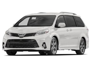 2018 Toyota Sienna AWD LE W. HEATED SEATS. DEMO UNIT Minivan
