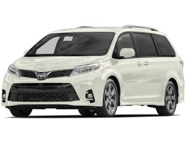 2018 Toyota Sienna XLE 7 Passenger Limited  Van Passenger Van