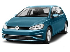 2018 Volkswagen Golf 5-Dr 1.8T Trendline 5sp À hayon
