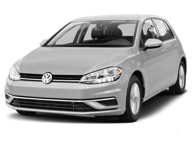 2018 Volkswagen Golf 1.8 TSI Comfortline Hatchback