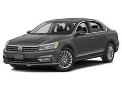 2018 Volkswagen Passat Car