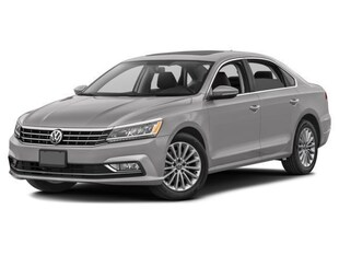 2018 Volkswagen Passat 2.0 TSI Trendline+ Trendline+ Auto