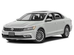 2018 Volkswagen Passat Highline Sedan