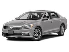 2018 Volkswagen Passat Highline Car