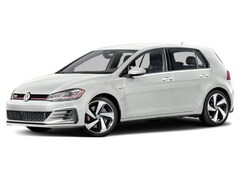 2018 Volkswagen Golf GTI 5-Door Autobahn Hatchback