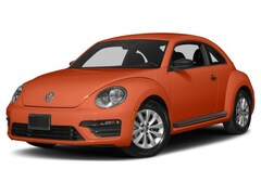 2018 Volkswagen Beetle 2.0T Coast Edition w/Style Package Hatchback