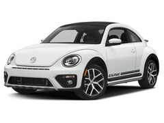 2018 Volkswagen Beetle 2.0 TSI Dune Hatchback