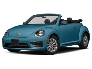2018 Volkswagen Beetle 2.0 TSI Coast Convertible