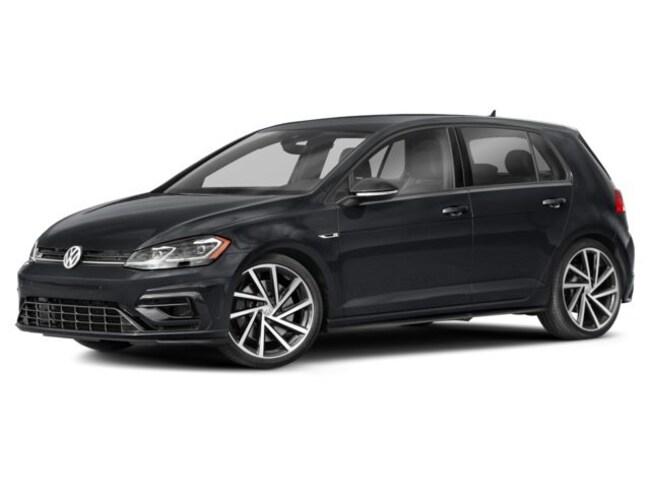 2018 Volkswagen Golf R 5-Dr 2.0T 4motion 6sp À hayon