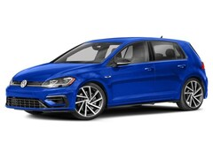 2018 Volkswagen Golf R 5-Dr 2.0T 4motion 6sp À hayon