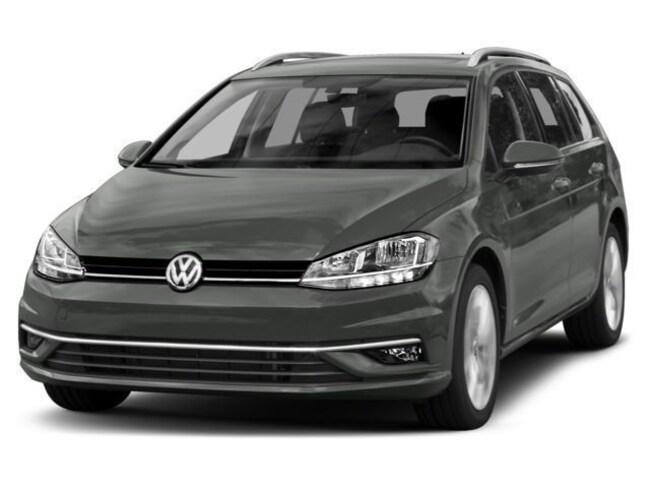 2018 Volkswagen Golf SportWagen 1.8 TSI Trendline Wagon