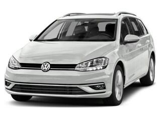 2018 Volkswagen Golf S Station Wagon