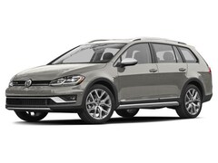 2018 Volkswagen Golf Alltrack Station Wagon