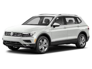 2018 Volkswagen Tiguan Trendline 2.0 8sp at w/Tip 4M SUV