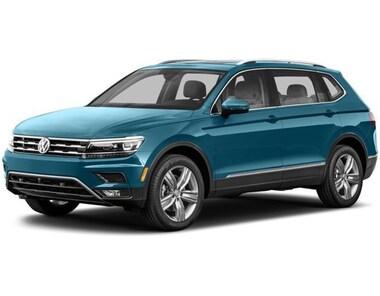 2018 Volkswagen Tiguan Trendline SUV