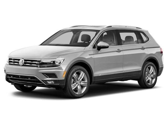 2018 Volkswagen Tiguan Trendline Sport Utility