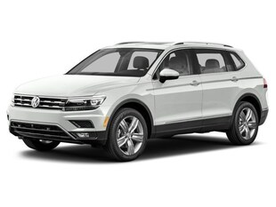 2018 Volkswagen Tiguan Highline Sport Utility