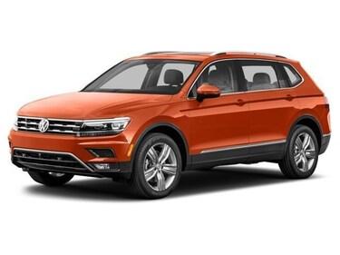 2018 Volkswagen Tiguan Highline 2.0T 8sp at w/Tip 4M SUV