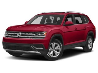 2018 Volkswagen Atlas Trendline 3.6L 8sp at w/Tip 4motion VUS