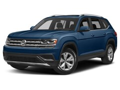 2018 Volkswagen Atlas 3.6L V6 Execline w/Captain's Chair Package Sport Utility