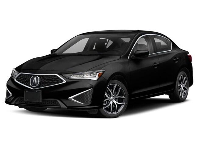 2019 Acura ILX Premium 8dct Sedan