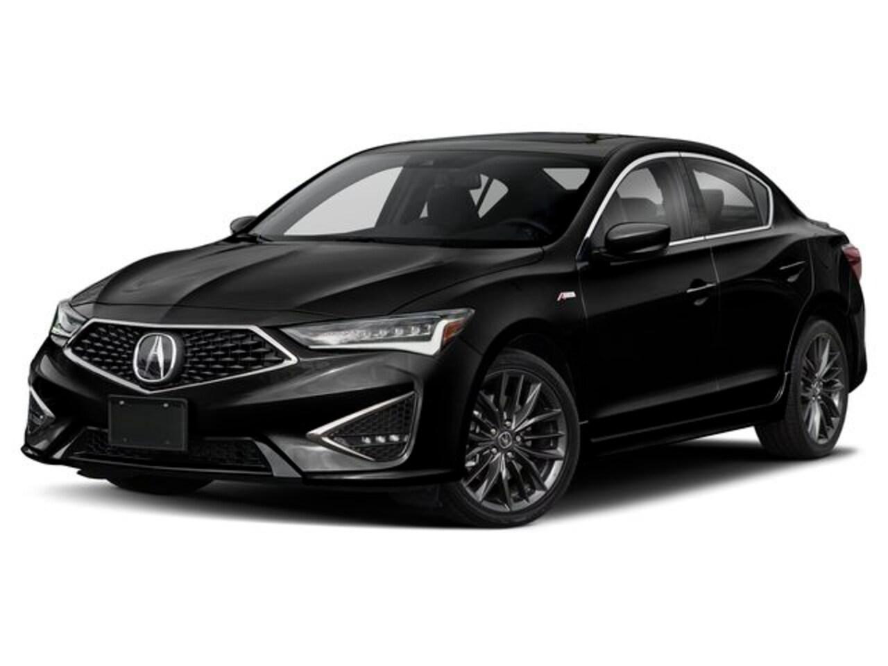 2019 Acura ILX A-Spec Premium 8dct