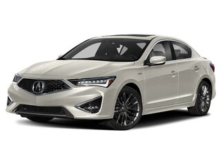 2019 Acura ILX A-Spec Tech 8dct Sedan