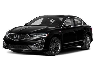 2019 Acura ILX Tech A-Spec Sedan