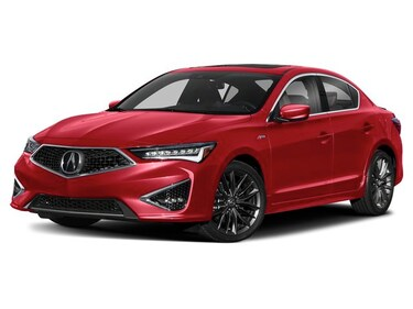 2019 Acura ILX A-Spec Tech 8dct