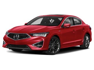 2019 Acura ILX Tech A-Spec Berline