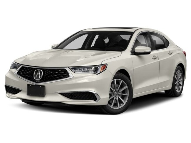 New 2019 Acura Tlx For Sale Thunder Bay On