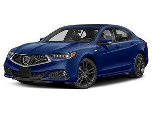 2019 Acura TLX A Spec Tech Car