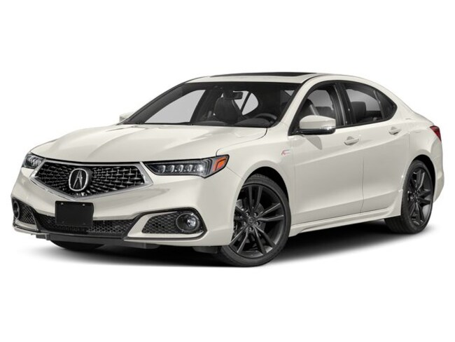 2019 Acura TLX 2.4L P-AWS w/Tech Pkg A-Spec Sedan