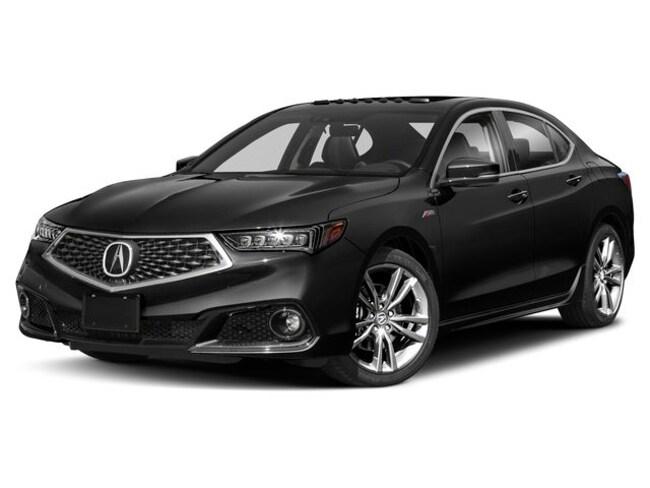 2019 Acura TLX Tech A-Spec Sedan
