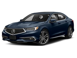 2019 Acura TLX A Spec Elite SH-AWD Car