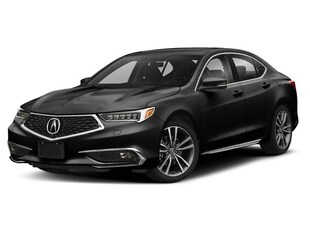 2019 Acura TLX A Spec Elite Car
