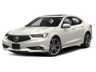 2019 Acura TLX A Spec Elite Car