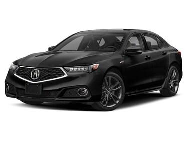 2019 Acura TLX 3.5L SH-AWD w/Elite Pkg A-Spec Red