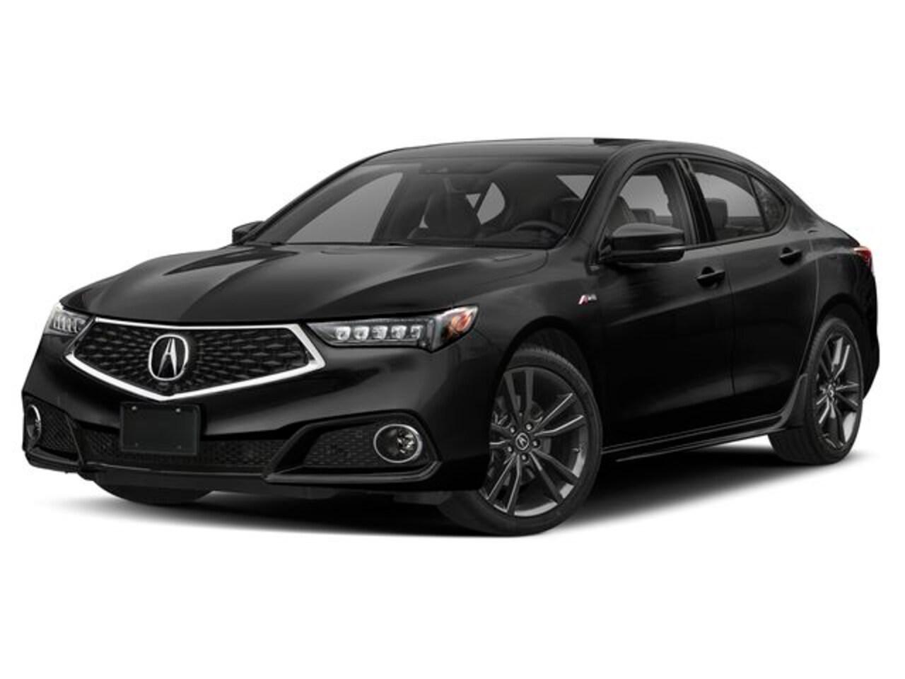 2019 Acura TLX Elite A-Spec w/Red Leather Interior Sedan