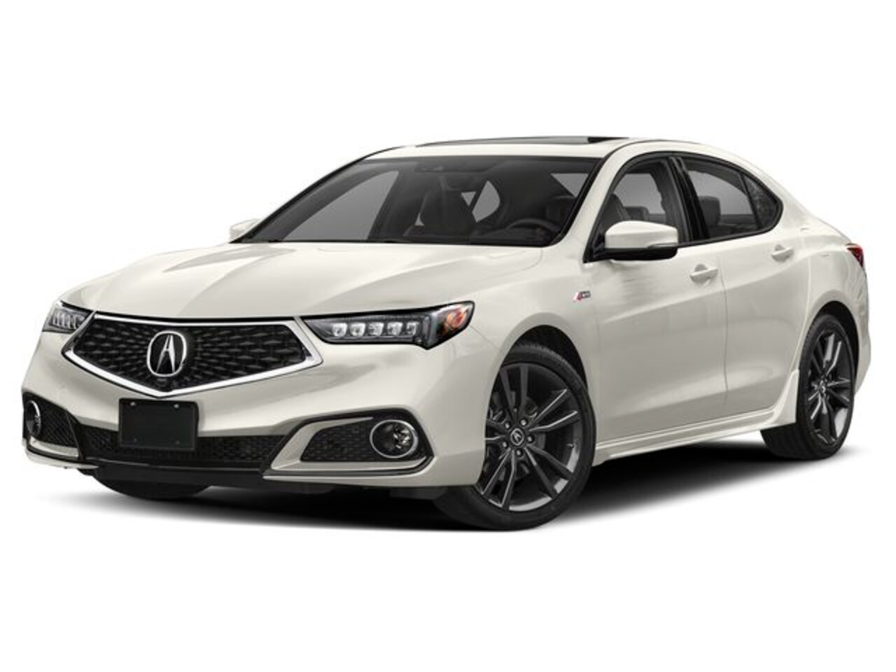 2019 Acura TLX Elite A-Spec w/Red Leather Interior Sedan