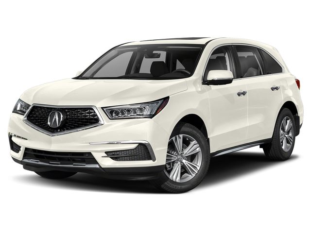 2019 Acura MDX at SUV