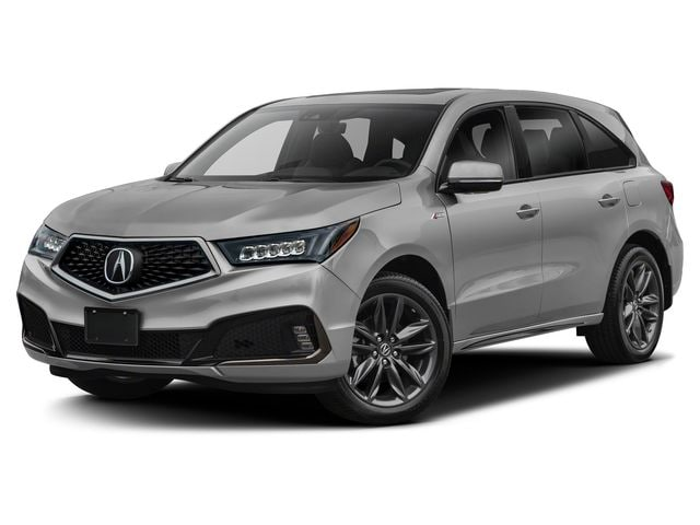 Mdx For Sale >> New 2019 Acura Mdx For Sale At Silverhill Acura Vin