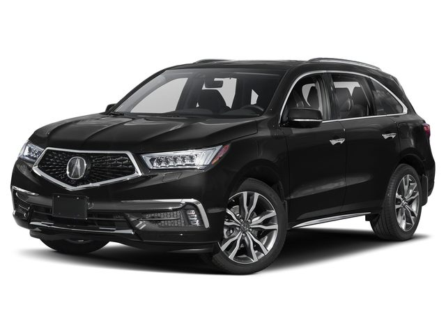 2019 Acura MDX 6P at Elite SUV
