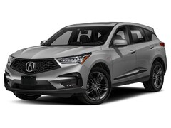 2019 Acura Rdx Suv Digital Showroom Erin Mills Acura