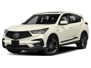 2019 Acura RDX A-Spec Sport Utility