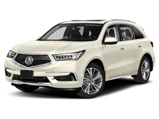 2019 Acura MDX 7dct Sport Hybrid Elite SUV